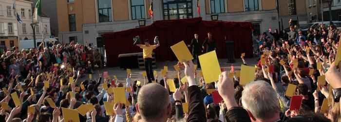 Photo Cirque démocratique de la Belgique